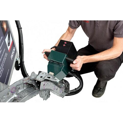 Gravação portátil à laser