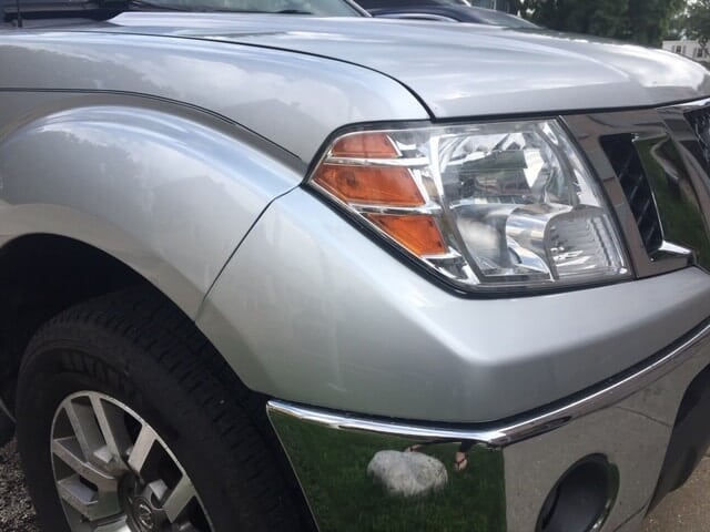 '13 Nissan Frontier AFTER
