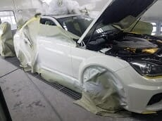 Wide Body Conversion Mercedes AMG C63
