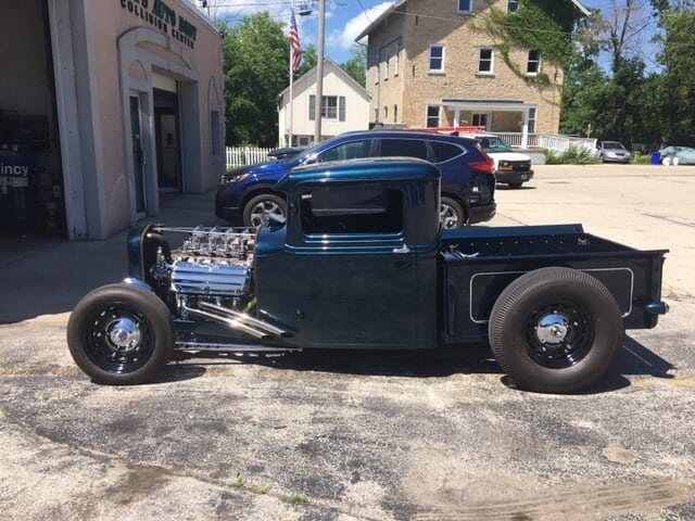 1934 Ford Hot Rod Truck