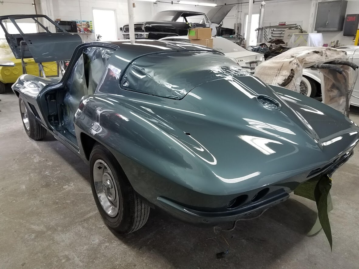 1967 Corvette