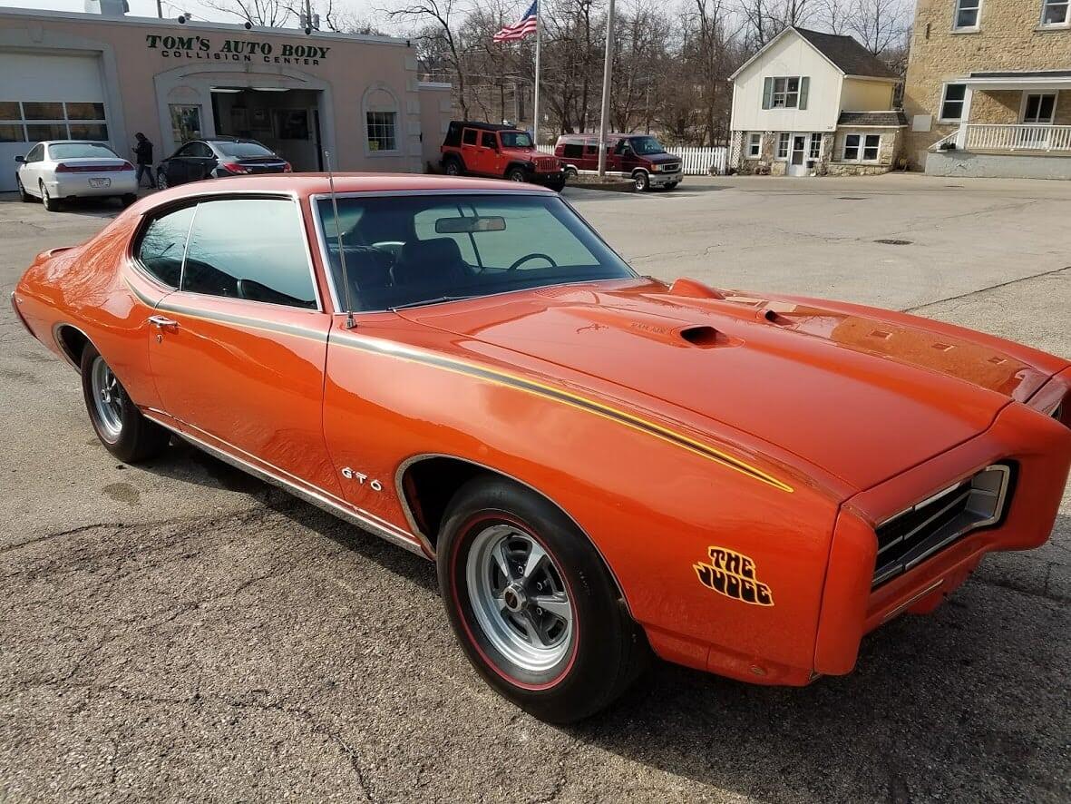 1969 GTO The Judge