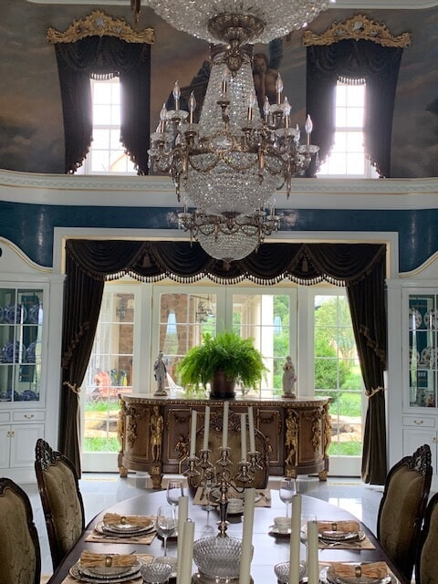 Bay window treatments in Warrenton, VA from Early's Flooring Specialists & More