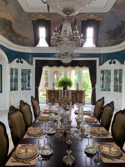 Large custom window treatments in Warrenton, VA from Early's Flooring Specialists & More