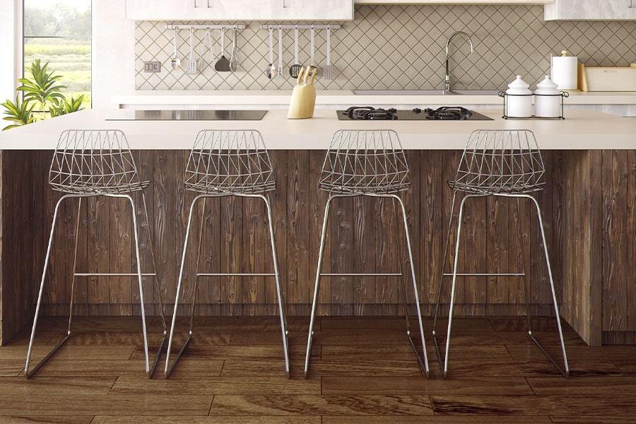 The Fairfield area's best hardwood flooring store is Absolute Floor Designs