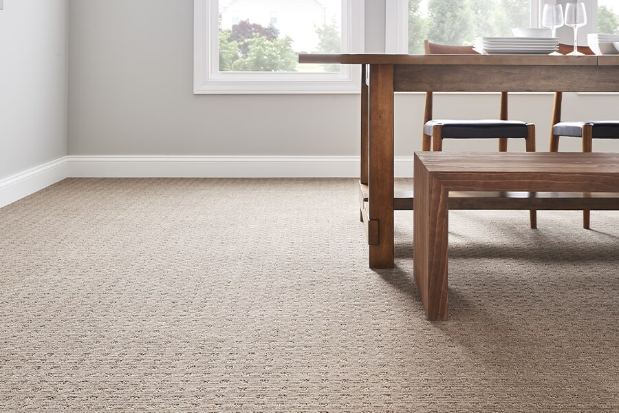 Beautiful textured carpet in Fairfield, CT from Absolute Floor Designs