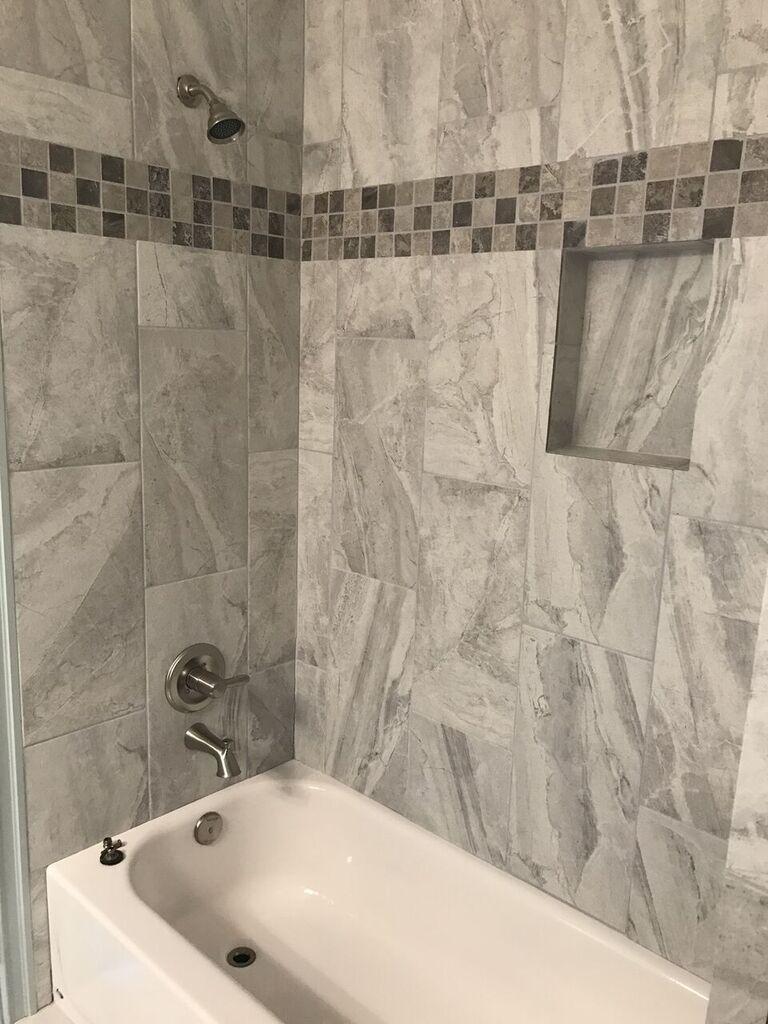 Wall tile in Broken Arrow, OK from Superior Wood Floors & Tile