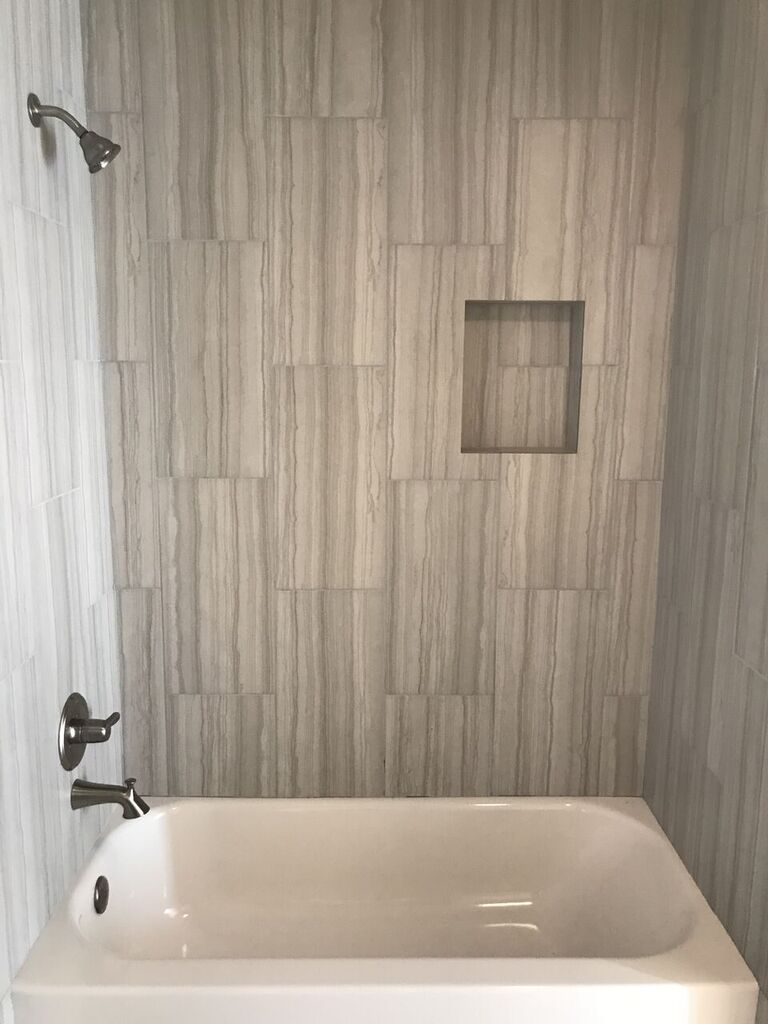 Wall tile in Tulsa, OK from Superior Wood Floors & Tile