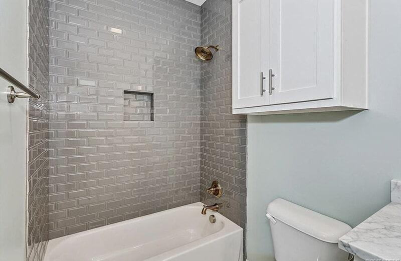 Shower tiles in Tulsa, OK from Superior Wood Floors & Tile