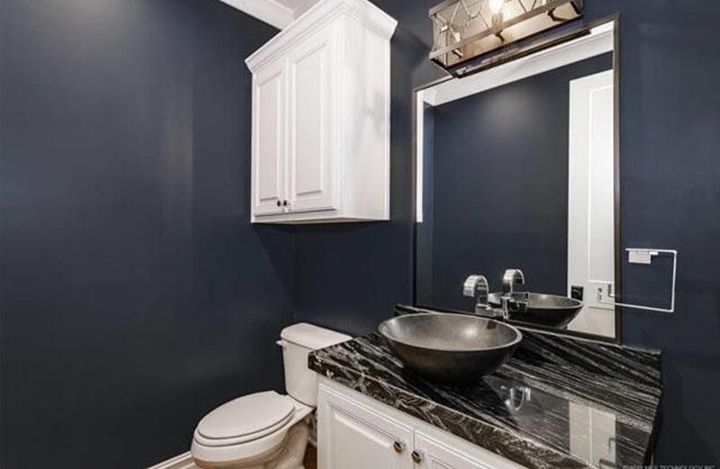 Bathroom countertops in Broken Arrow, OK from Superior Wood Floors & Tile