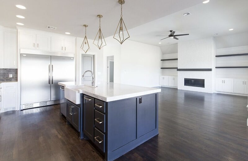 Kitchen cabinets in Tulsa, OK from Superior Wood Floors & Tile