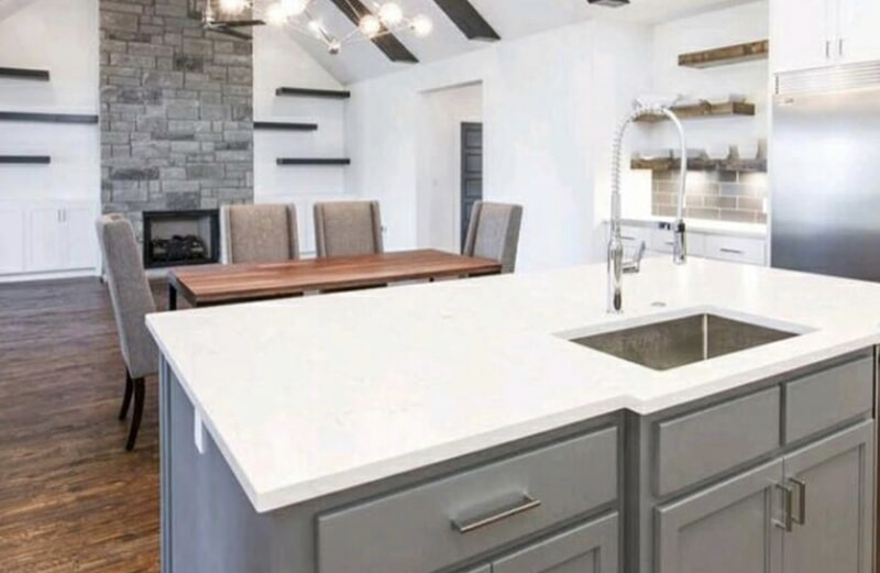 Kitchen countertops in Tulsa, OK from Superior Wood Floors & Tile
