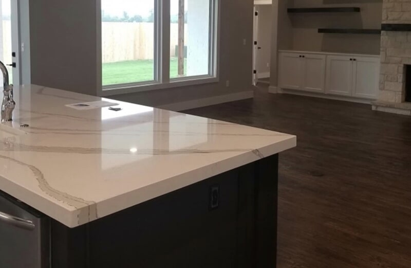 Kitchen countertops in Owasso, OK from Superior Wood Floors & Tile