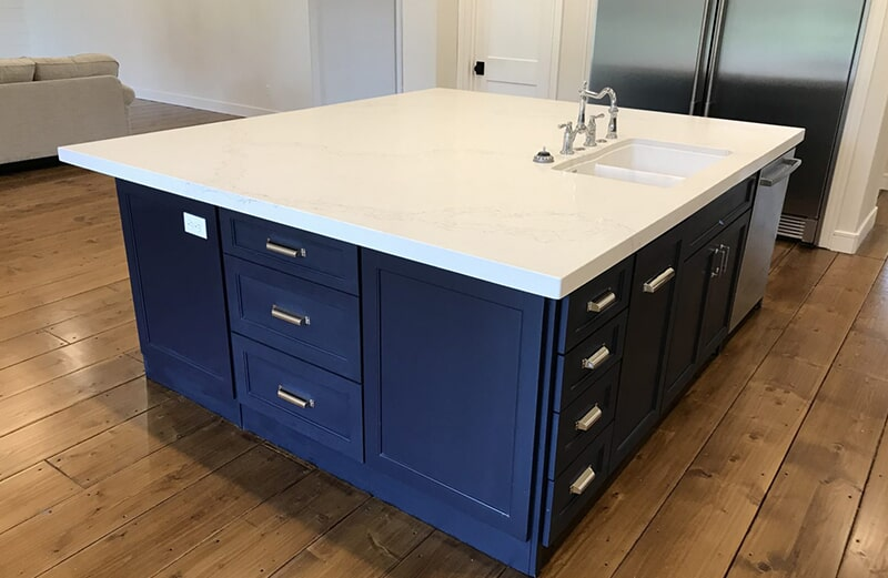 Kitchen counters in Bixby, OK from Superior Wood Floors & Tile