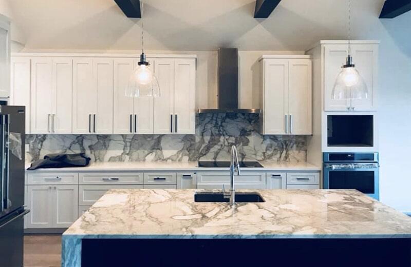 Kitchen countertops in Broken Arrow, OK from Superior Wood Floors & Tile