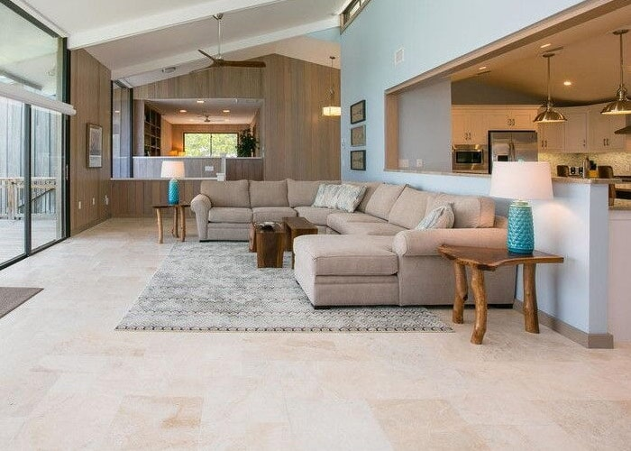Stone tile in Sarasota, FL from Floors and Walls of Distinction