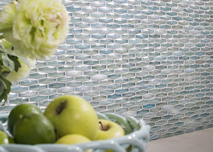 Glass tile in Sarasota, FL from Floors and Walls of Distinction