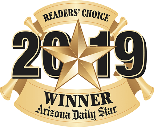 2019 Arizona Daily Star Reader's Choice Winner