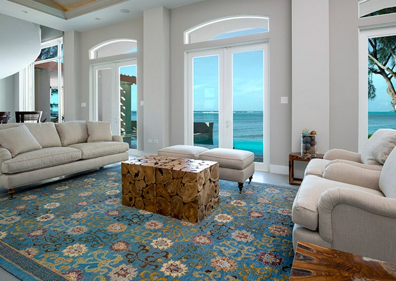 Contemporary Handmade Rugs in Grand Cayman from Rugs Oriental