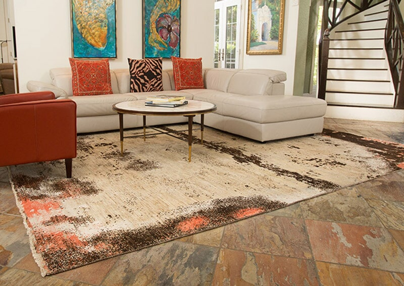 The Caribbean area's best area rug store is Rugs Oriental