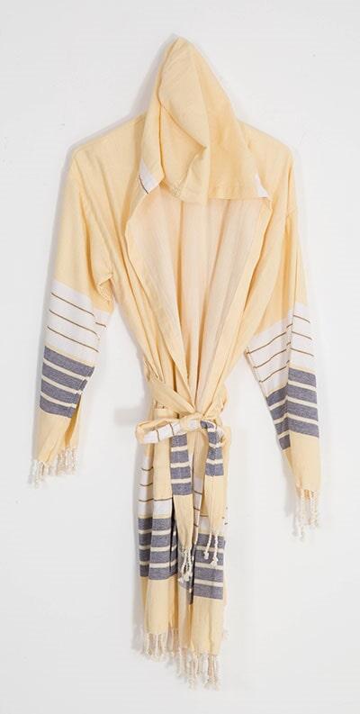 Cotton Robes Handwoven in Turkey
