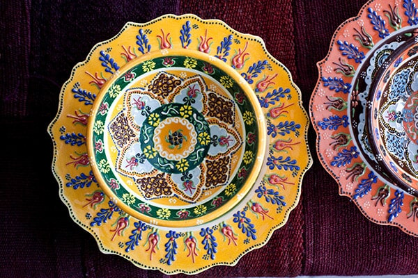 Handcrafted Ceramics from Turkey