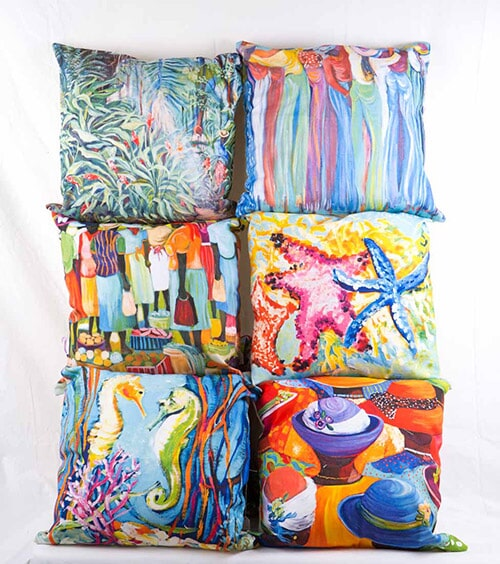 Cushion Covers in Various Styles