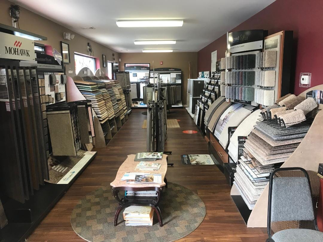 Talk here with our designers about your Broomall, PA flooring project