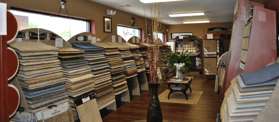 Extensive options in our Springfield, PA showroom