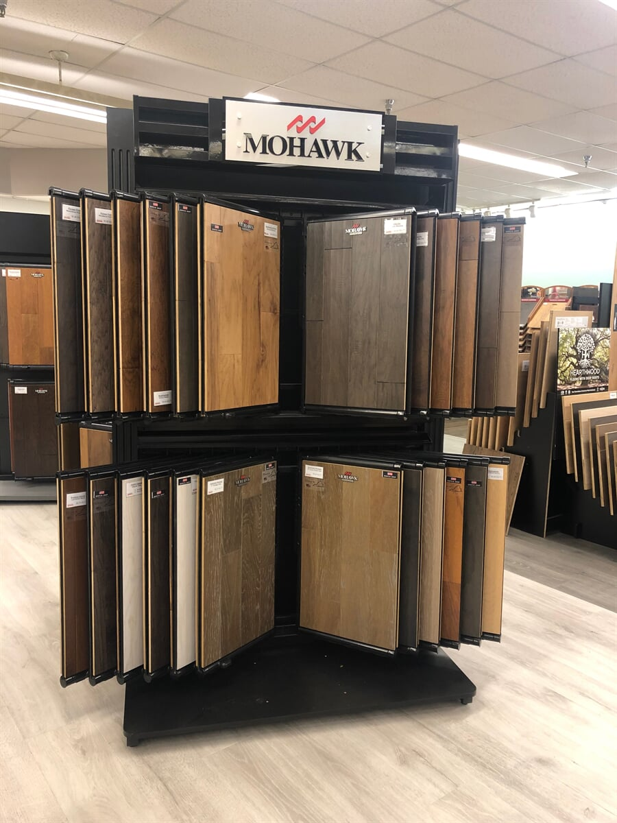 Mohawk hardwood flooring colors in Franklin County, VA from The Floor Source