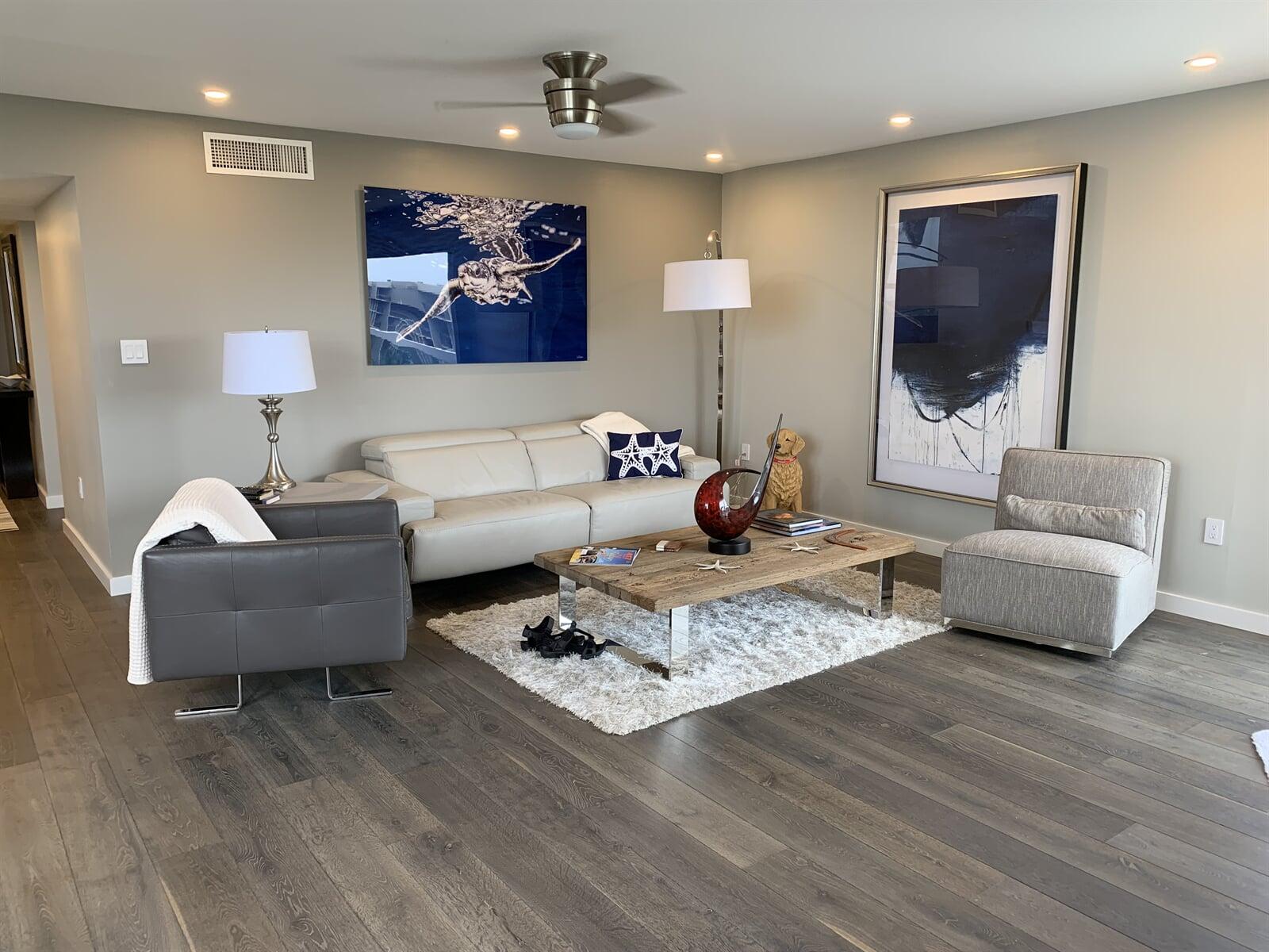 Specialty & Custom Flooring Work in Siesta Key, FL from Floors and Walls of Distinction