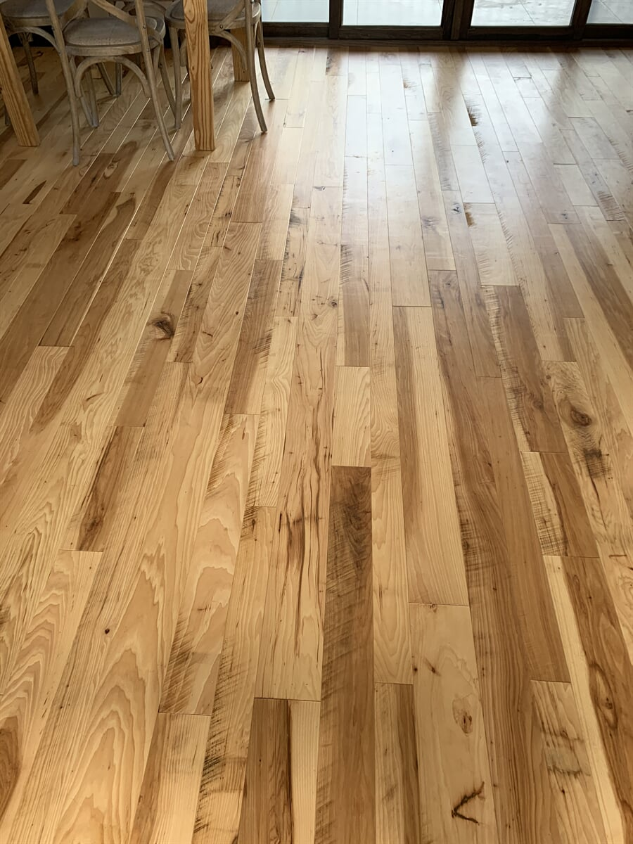 Homestead Collection Sawmark Hickory