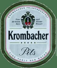 Krombacher Pilsner