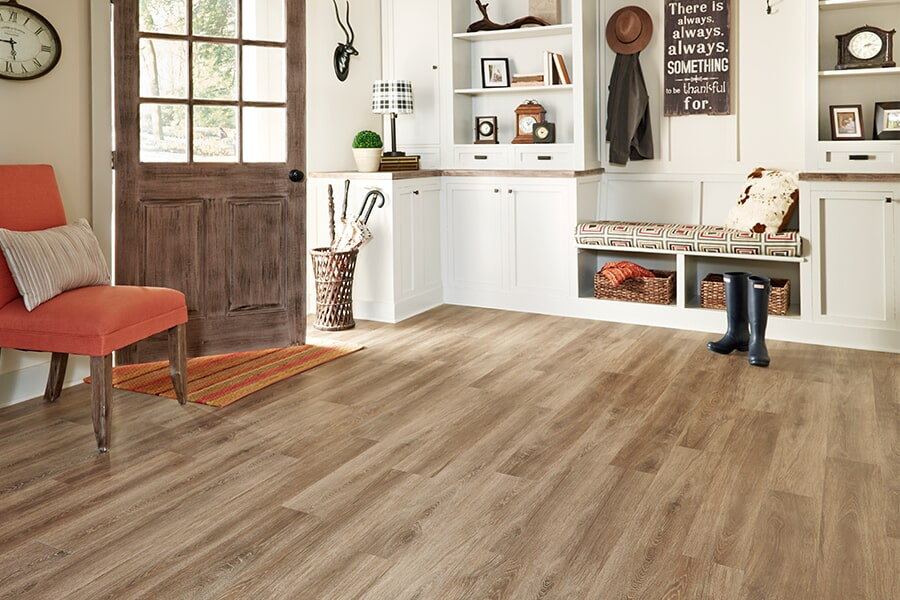 Waterproof floors in Saratoga, CA from The Wood Floor Company