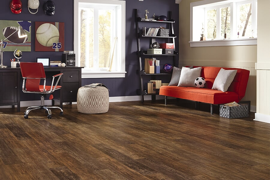 Wood look laminate flooring in Palo Alto, CA from The Wood Floor Company
