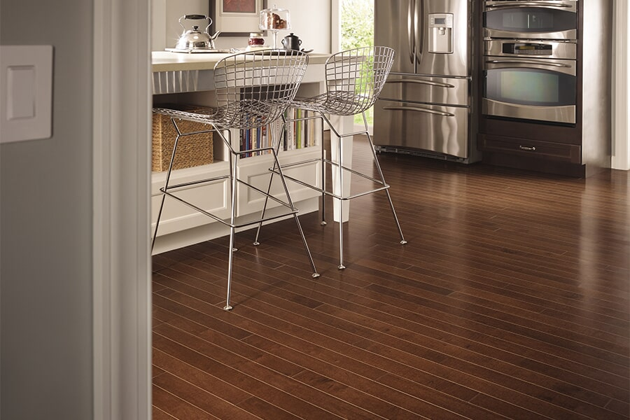 Contemporary wood flooring in Los Gatos, CA from The Wood Floor Company