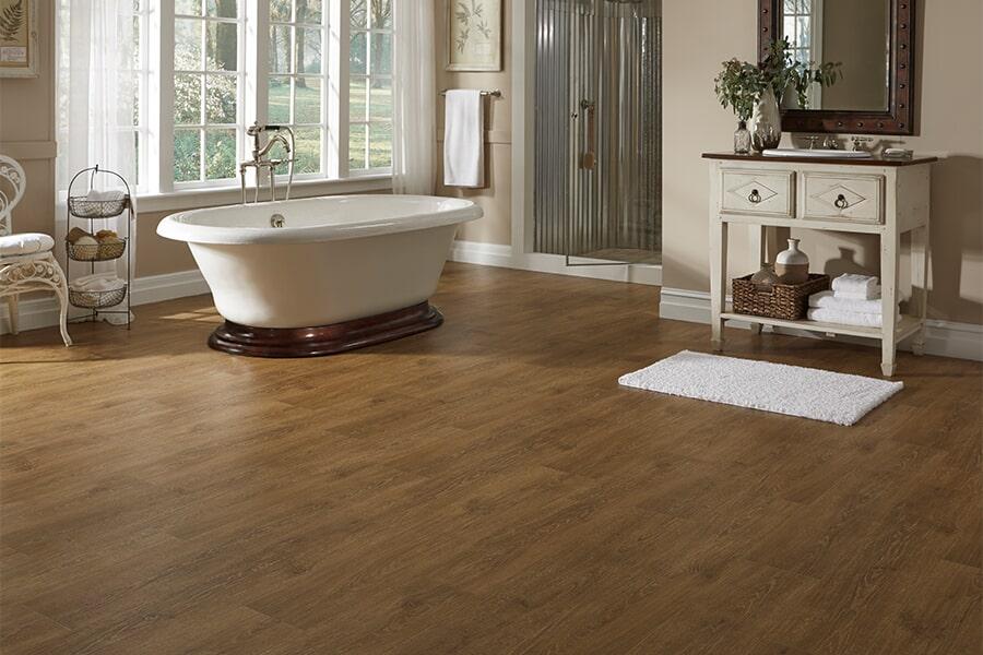 Wood floor installation in San Jose, CA from The Wood Floor Company