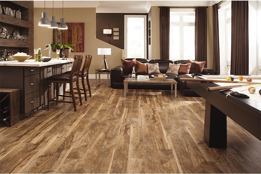 Hardwood flooring in Saratoga, CA from The Wood Floor Company