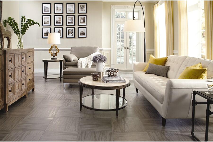 Luxury vinyl flooring in Los Gatos, Ca from The Wood Floor Company