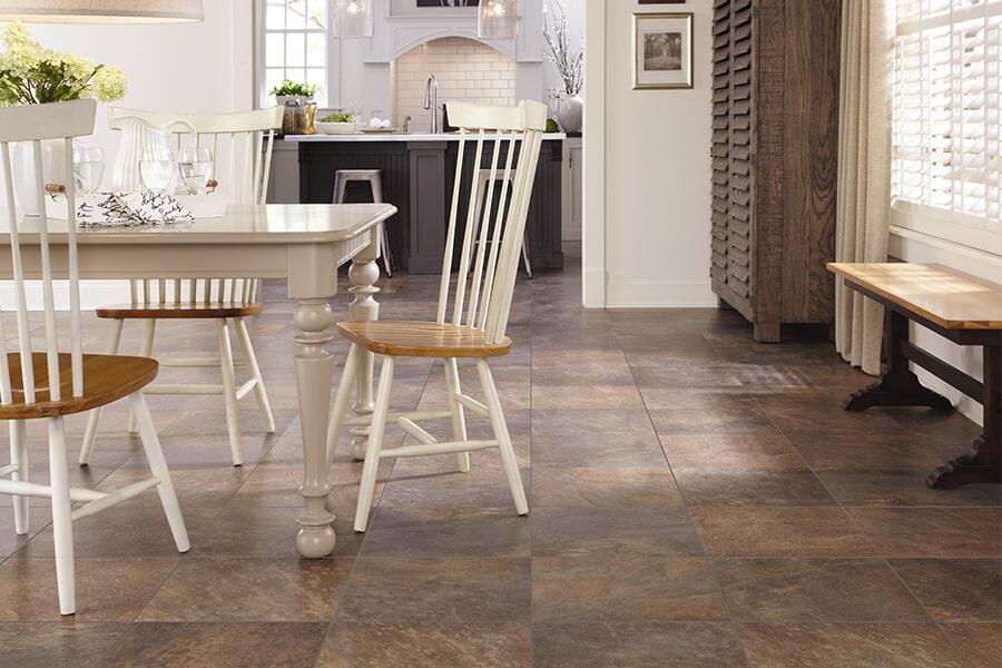 Waterproof luxury vinyl floors in Saratoga, CA from The Wood Floor Company
