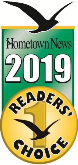 2019 Hometown News Reader's Choice Award