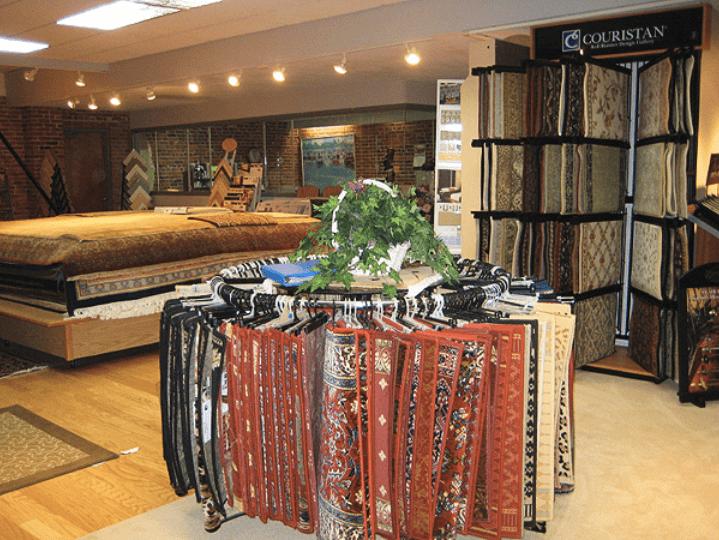 American Rug in Holyoke, MA flooring store