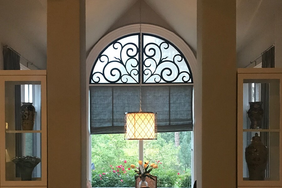 Tableaux residential window treatments in Luray, VA from Early's Flooring Specialists & More