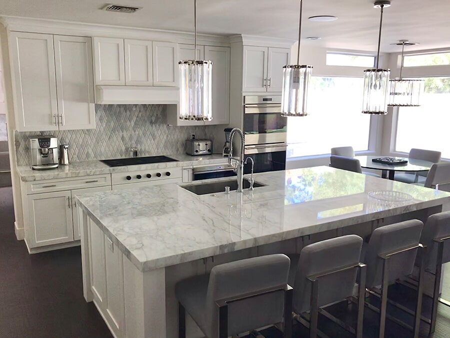 Countertops in Summerlin, NV from GoPro Interiors