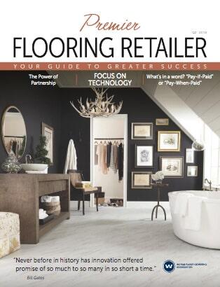 Premier Flooring Retailer Q2 2018 Magazine