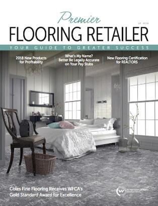 Premier Flooring Retailer Q1 2018 Magazine