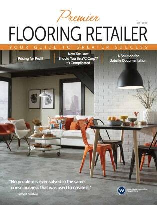 Premier Flooring Retailer Q3 2018 Magazine