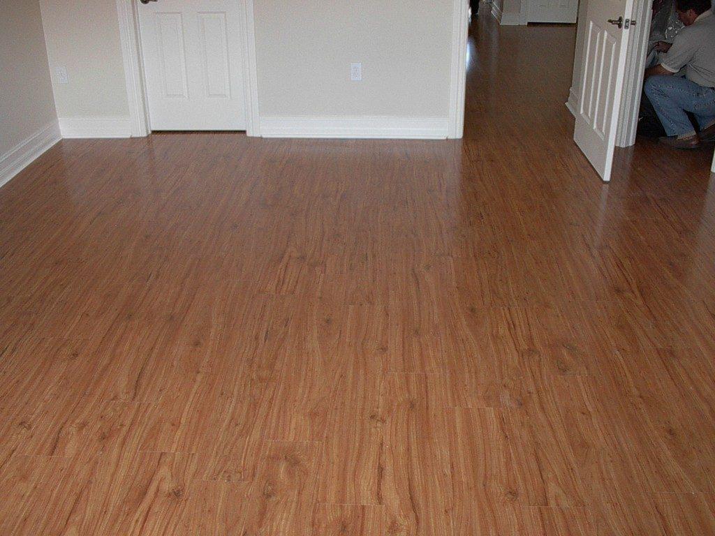 Laminate flooring install in Hollywood, FL from Daniel Flooring