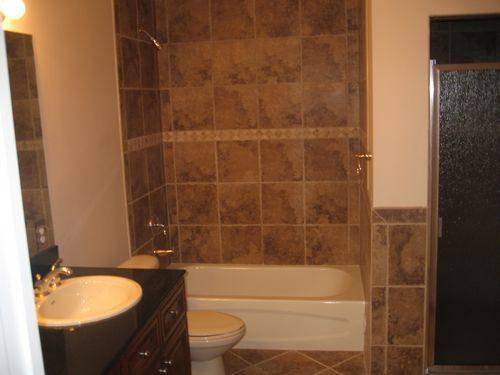 Custom tile flooring and shower installation in Fort Lauderdale, FL from Daniel Flooring