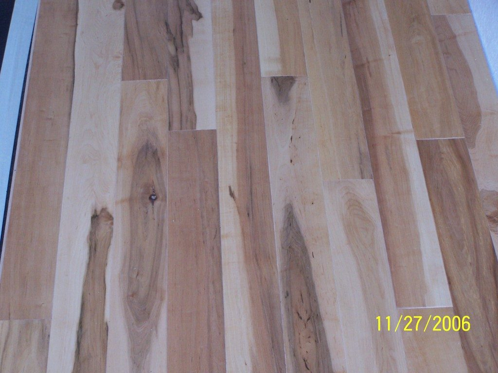 Close up of natural grain hardwood in Fort Lauderdale, FL from Daniel Flooring